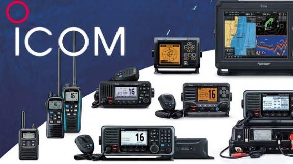 Extensive Icom Range