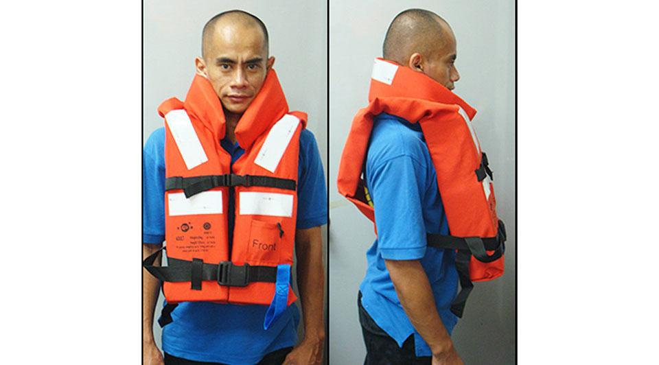 SOLAS LIFEJACKET